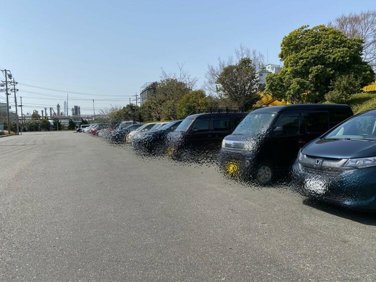 シドニー港公園駐車場