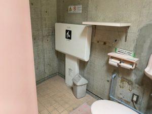 シドニー港公園トイレ