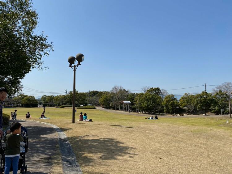 シドニー港公園の隣の霞港公園