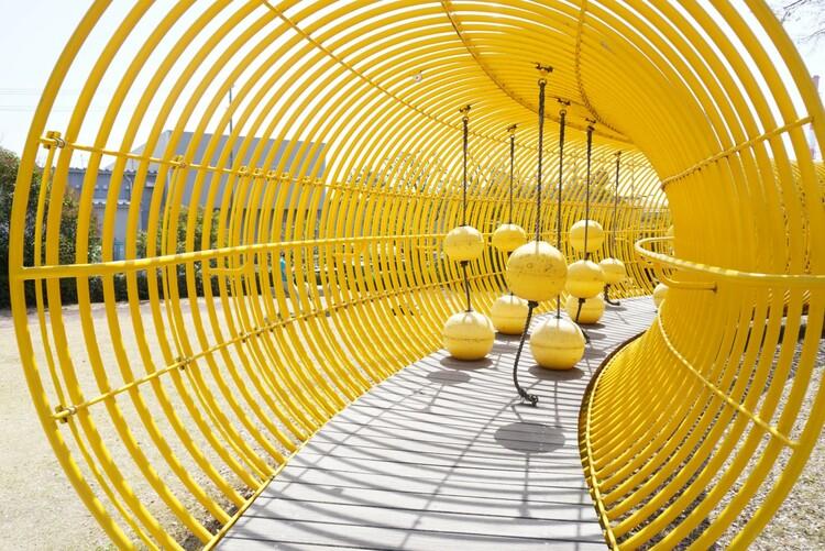 シドニー港公園遊具