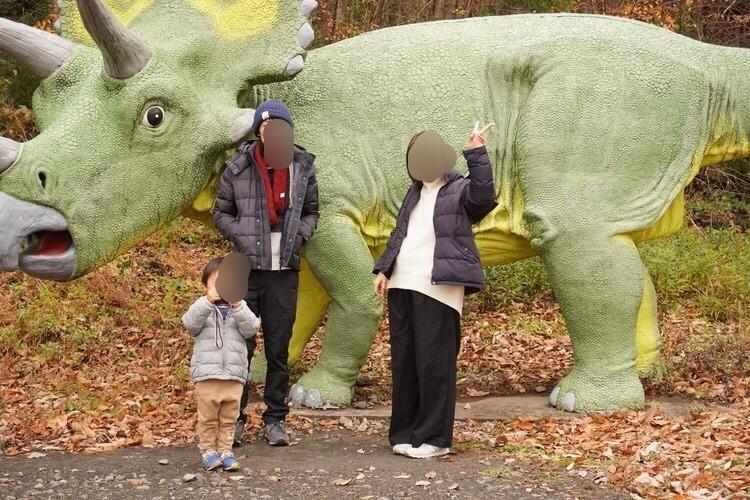 恐竜の聖地、福井県立恐竜博物館