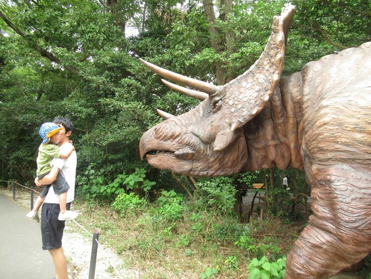 恐竜好き必見、ディノアドベンチャー