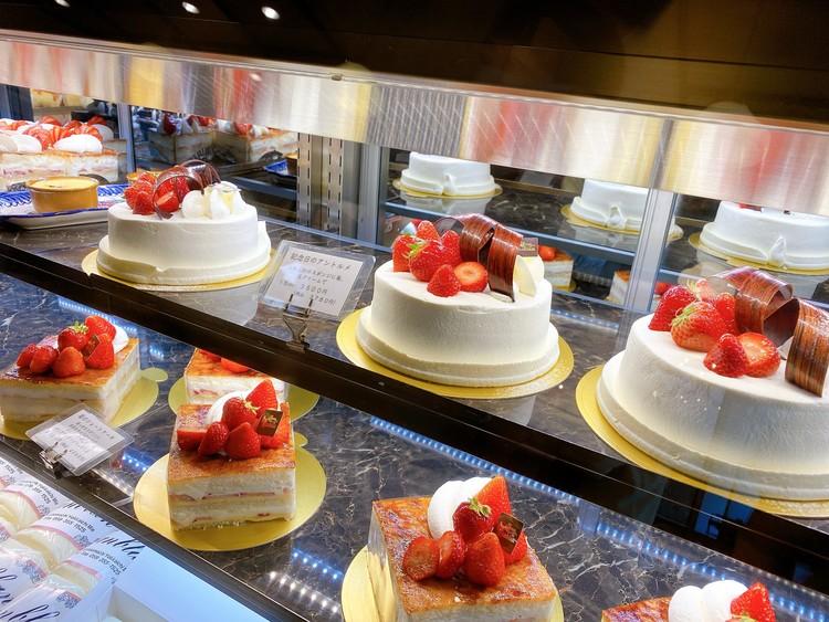 タンブラんホールケーキ