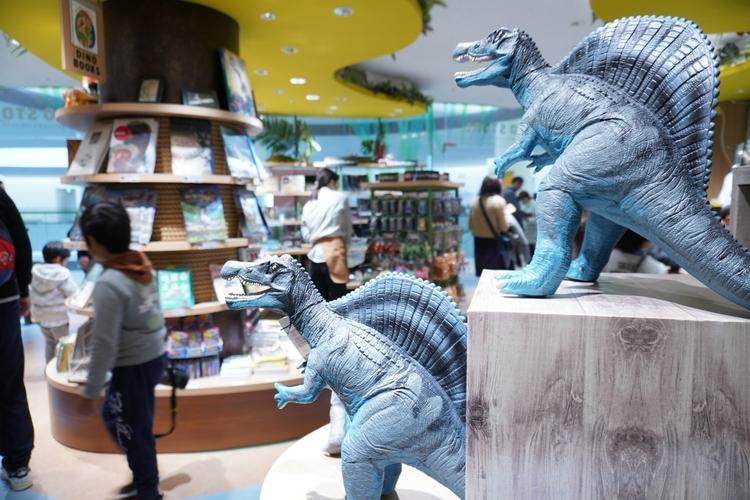 福井恐竜博物館のお土産