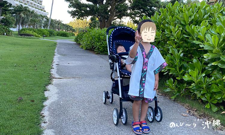 宮古島東急の子どもパジャマ