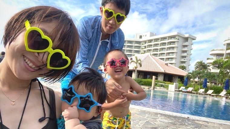 6泊7日(宮古島~本島)4歳&0歳・我が家の全プラン&費用を公開